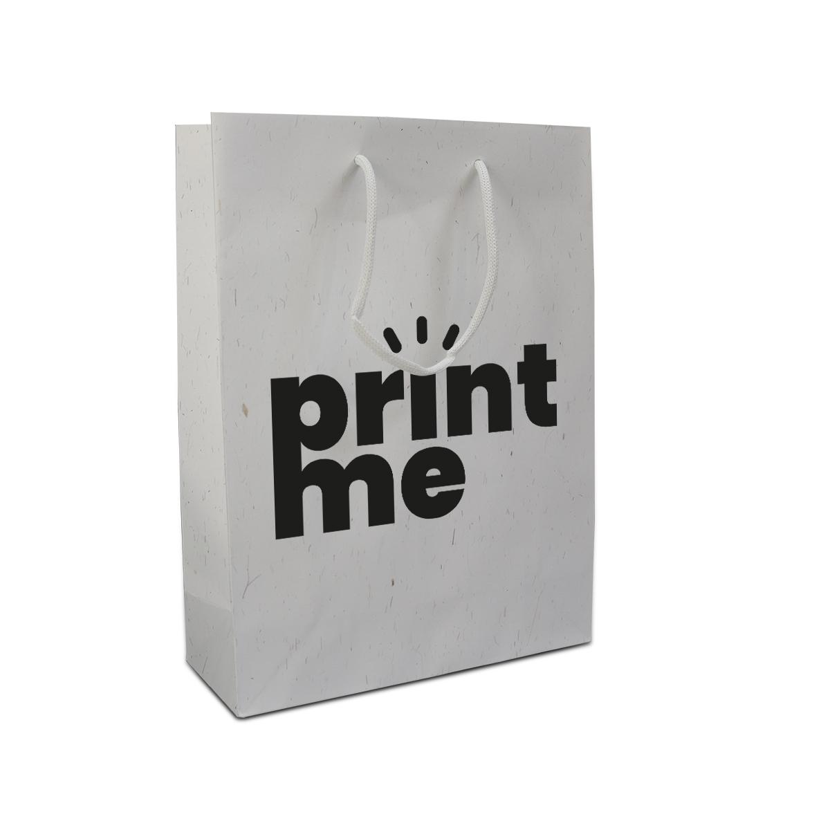 Luxe ZEROTREE® tassen - Gerecycled papier met strovezels