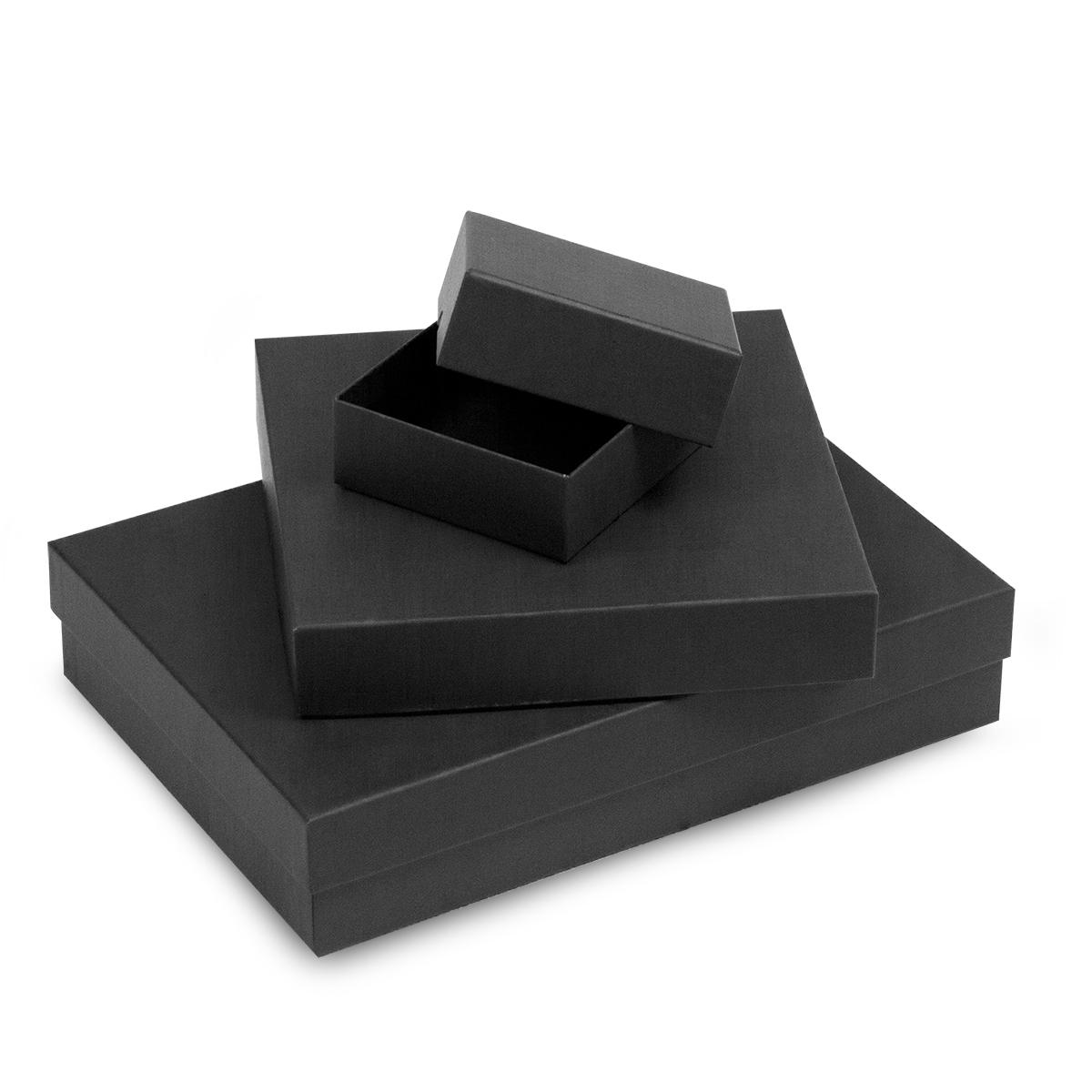 Luxe kraft dozen met deksel