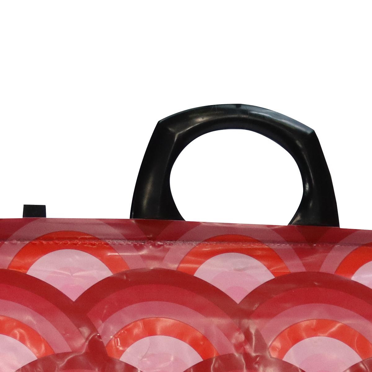 Plastic beugeltassen - Regenboog