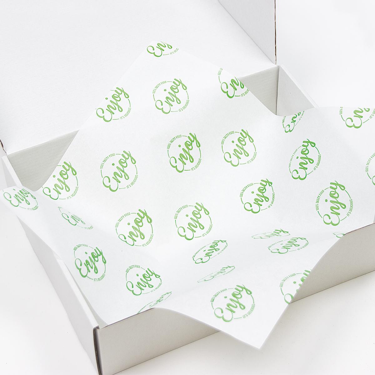 Inpakvellen/Vetvrij papier - Enjoy