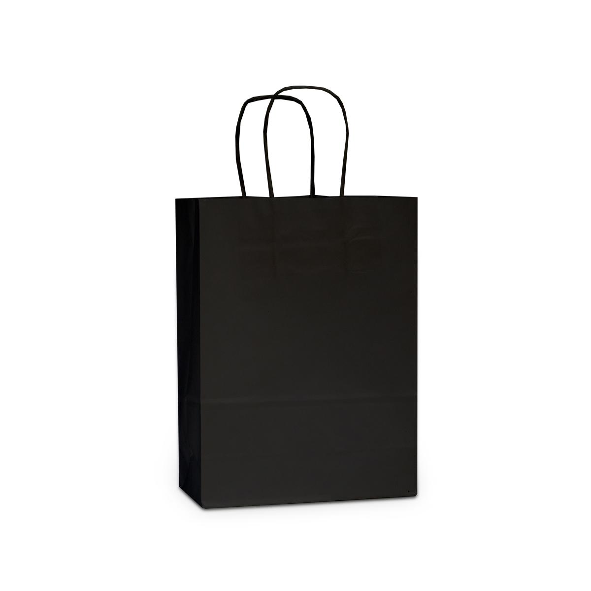 Twisted papieren tassen - Effen