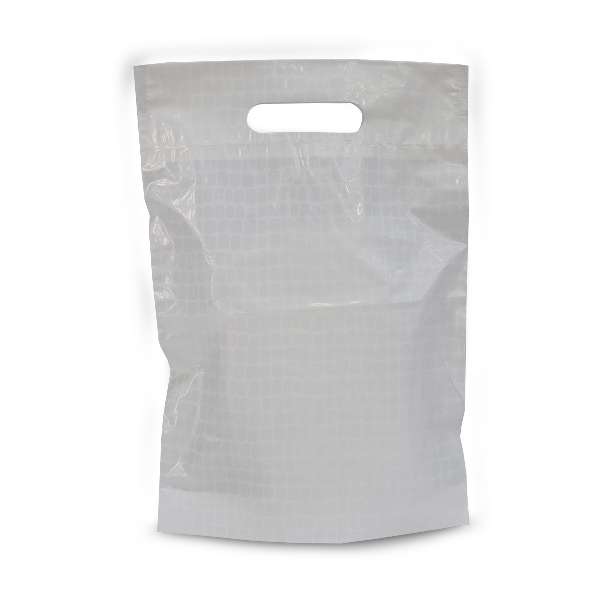 Budget plastic tassen - Croco