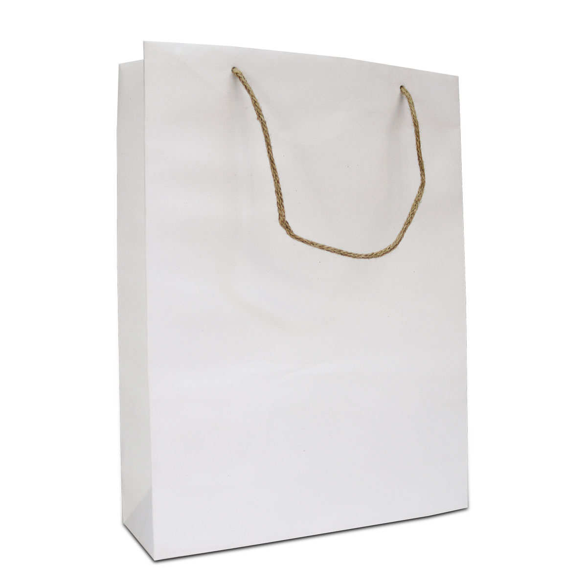 Luxe ZEROTREE® tassen - Gerecycled wit katoen