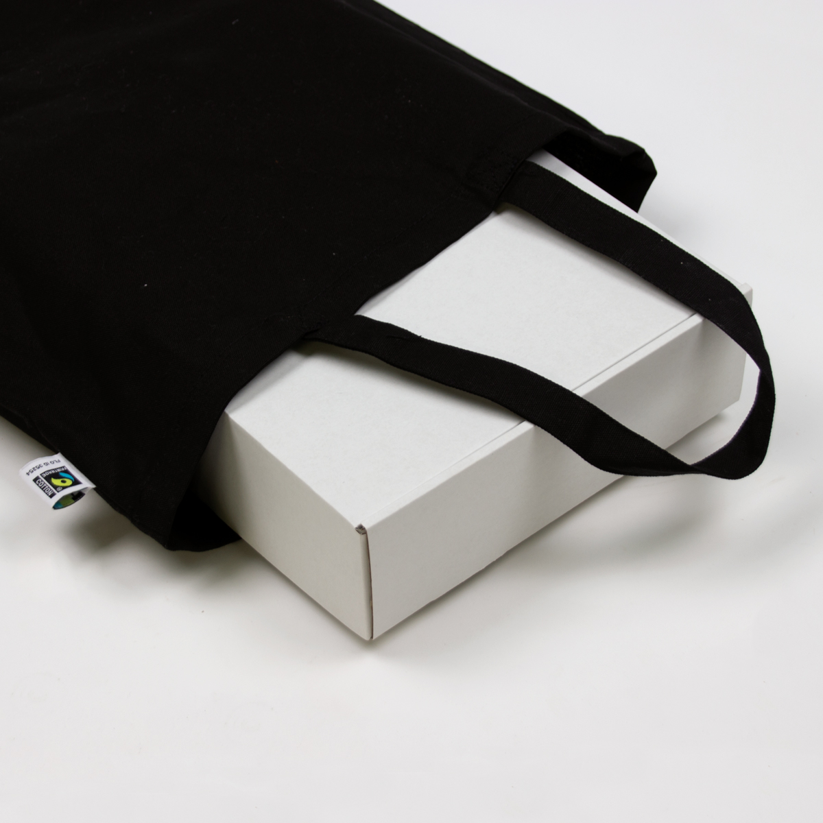 Fairtrade® canvas tote bags