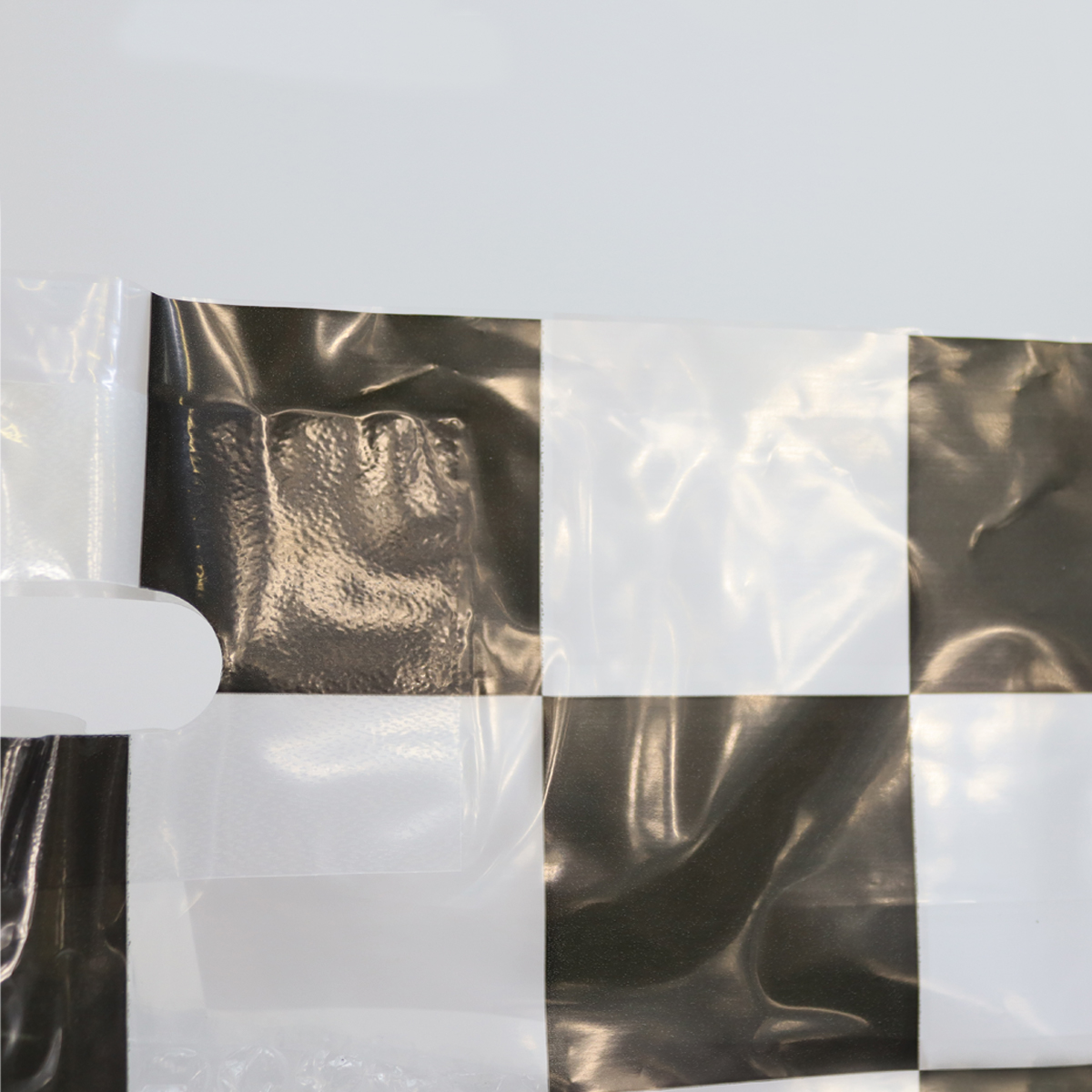 Budget plastic tassen - Schaakbord