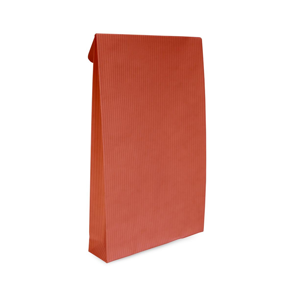 Papieren geschenkzakjes met klepsluiting