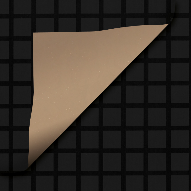 Coated inpakpapier - Blok dessin