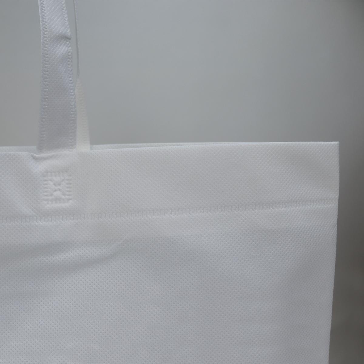Non-woven tassen met lange lussen