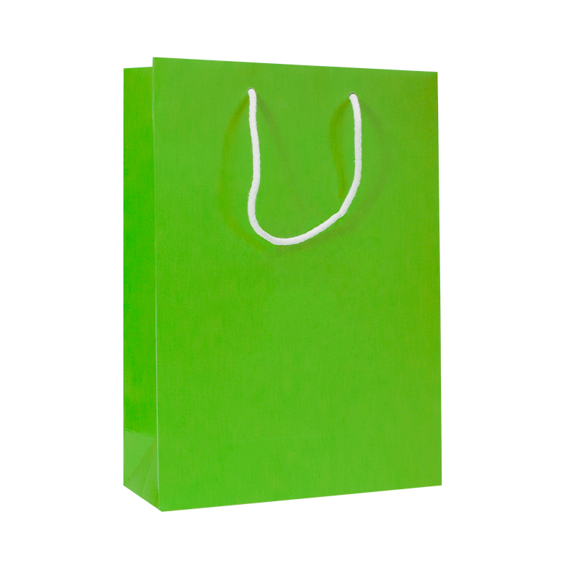 Luxe papieren tassen - Glanzend