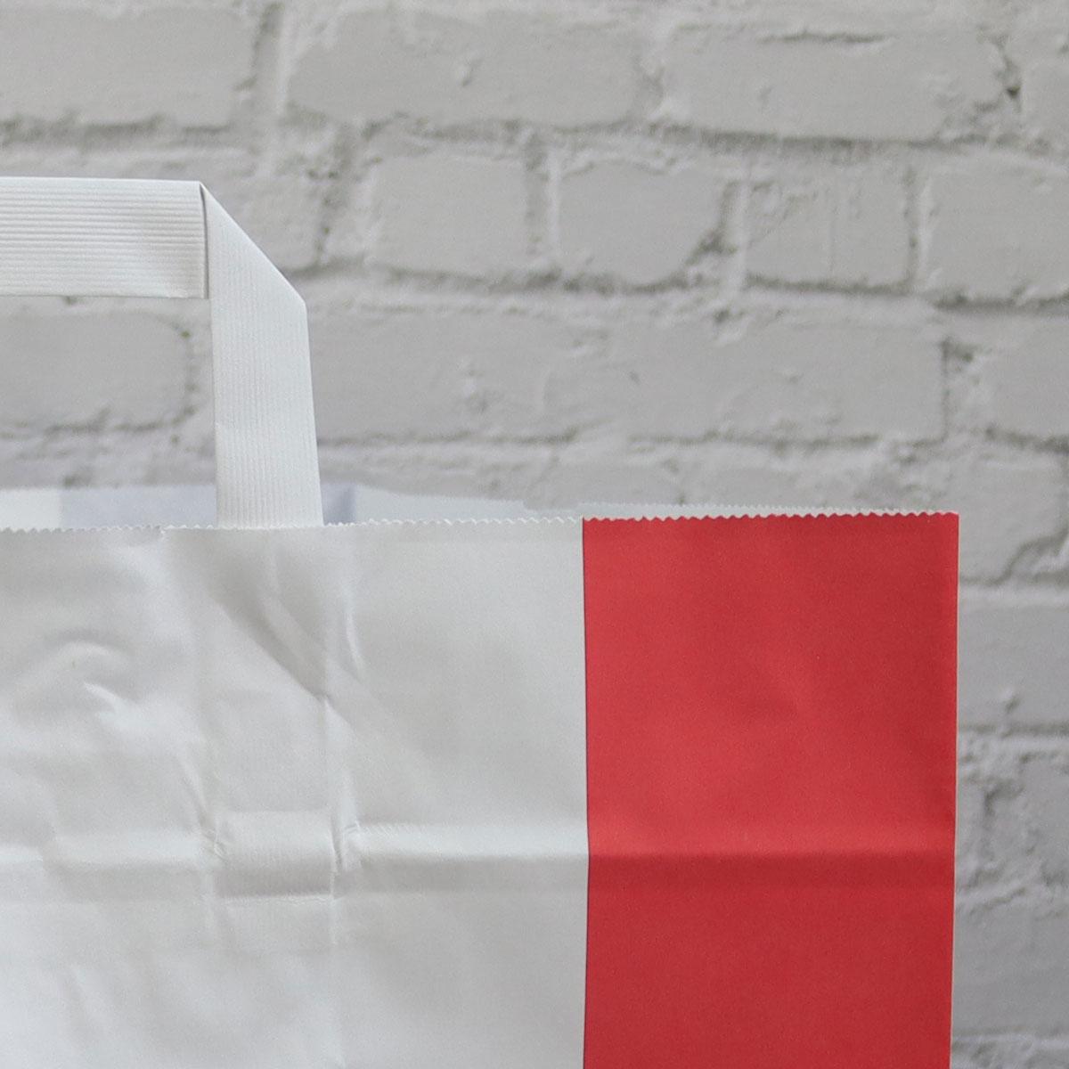 Papieren take away tassen - Bon appétit
