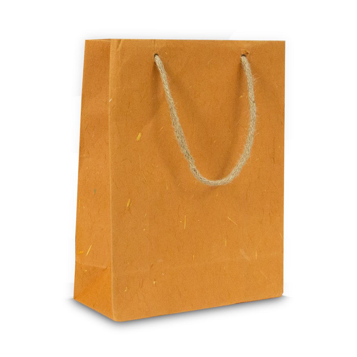 Luxe ZEROTREE® tassen - Gerecycled katoen met jutevezels