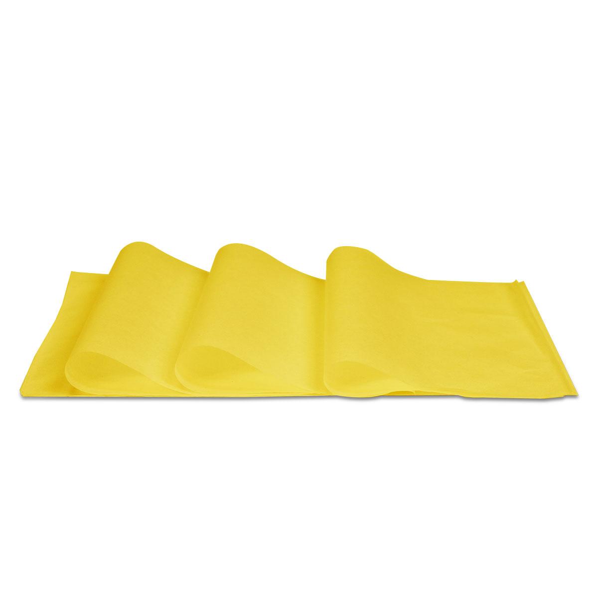 Vloeipapier-effen-buttercup