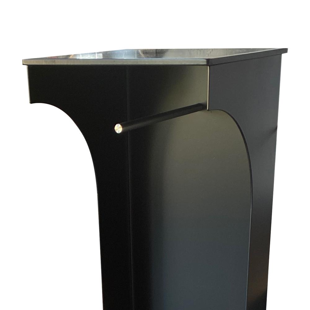 Luxe paraplutas houder - Zwart