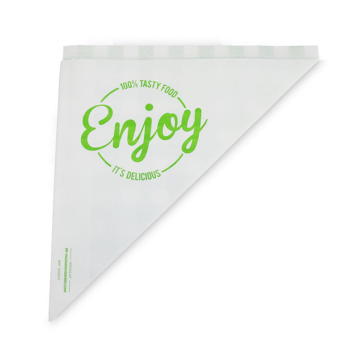 Puntzakjes/Frietzakjes - Enjoy