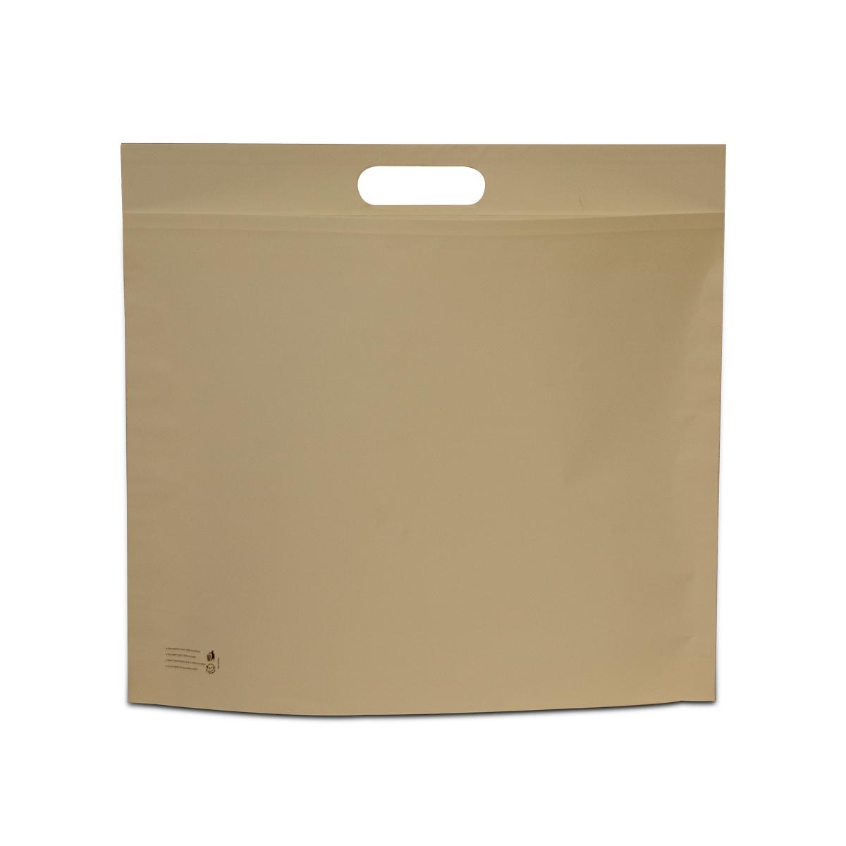 Papieren verzendtassen met handgreep