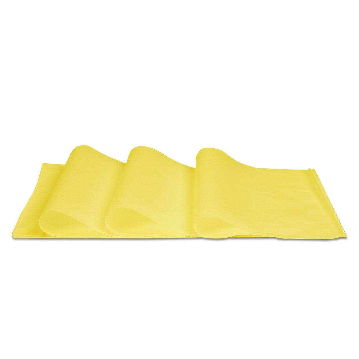 Vloeipapier - Geel