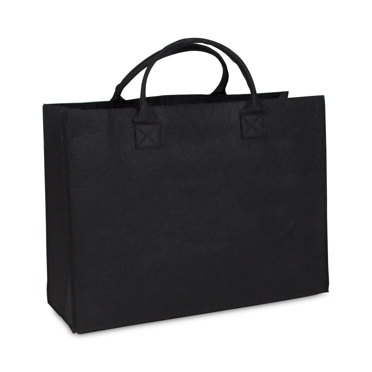 tassen-vilten-luxeshoppers-product-zwart