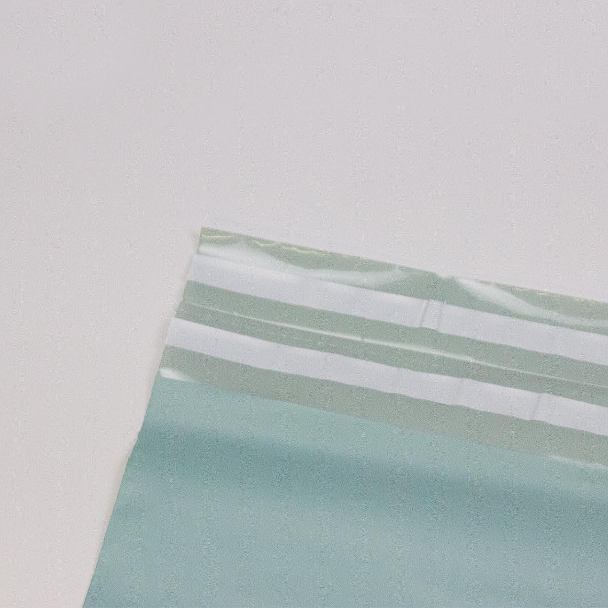 Plastic verzendzakken met retourstrip