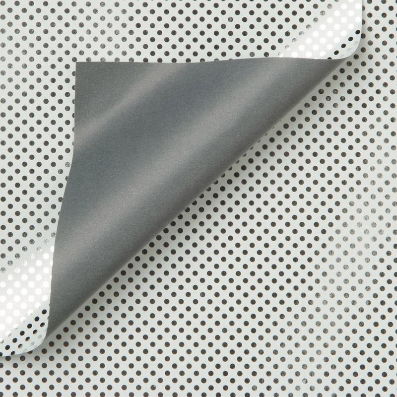 Metallic inpakpapier - Stip
