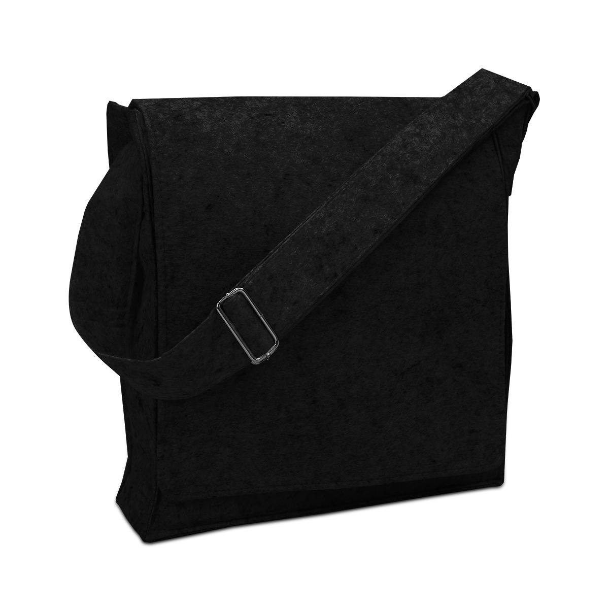 Vilten schoudertassen