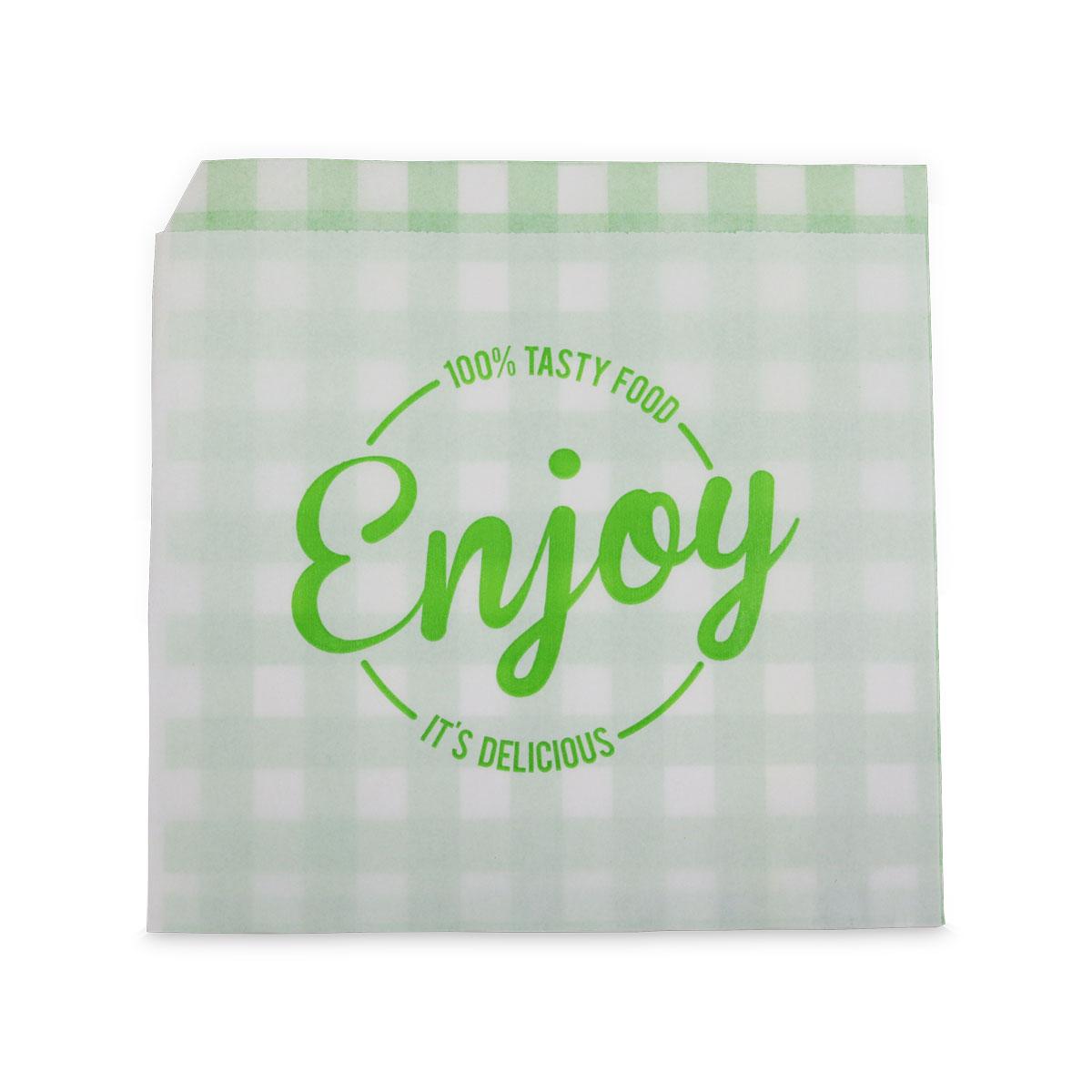 Sandwichzakjes/Hamburgerzakjes - Enjoy