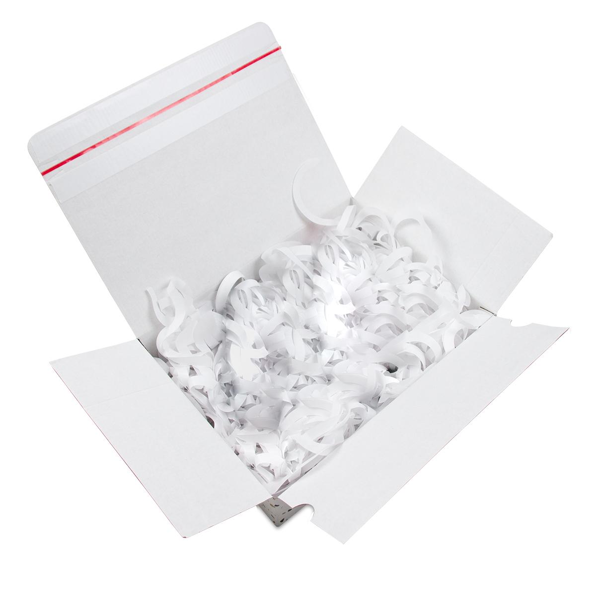 Confettidozen met plakstrip