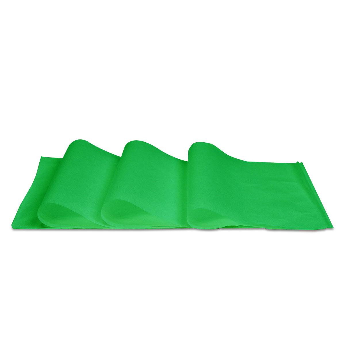 Vloeipapier-effen-grassgreen