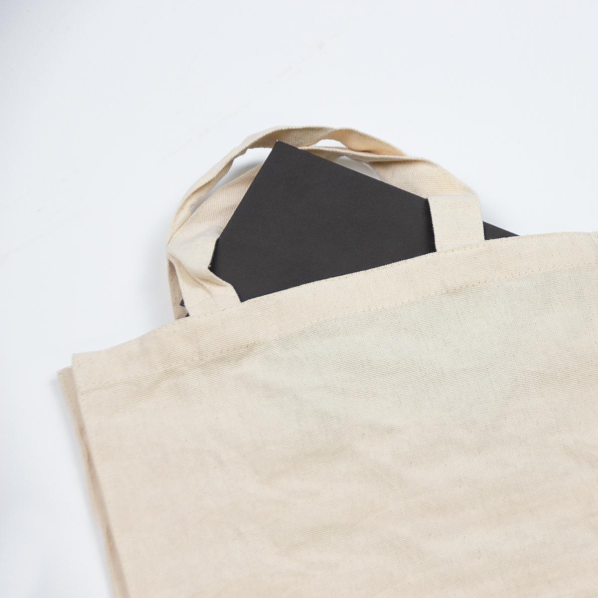 Mini canvas tassen