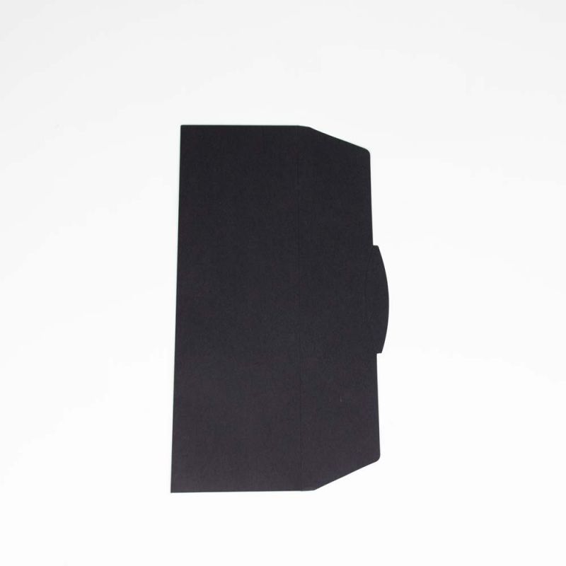 Stropdasenvelop-tieenvelope-zwart-voorzijde
