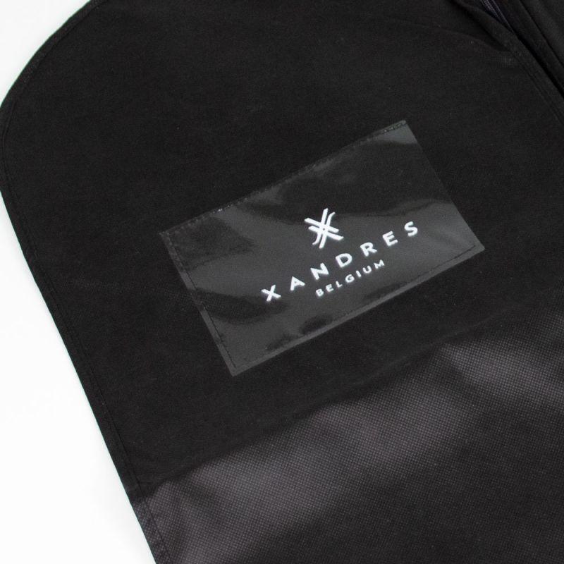 Kledinghoes-garmentbag-xandres-detail