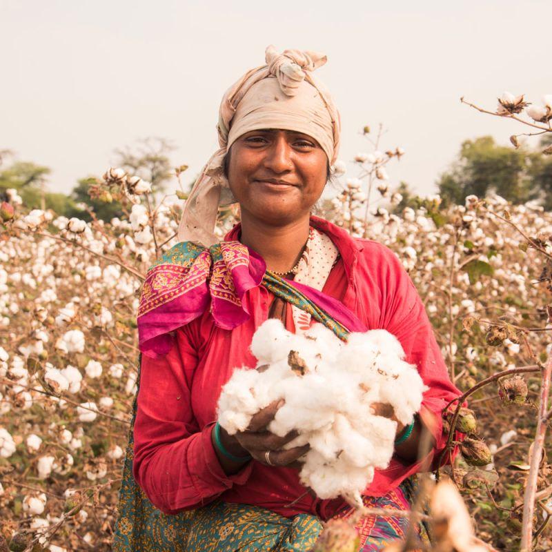 Fairtrade-boeren